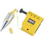 Tajima PZB-400 plumb-bob. Attaches magnetically or by hook or pin.